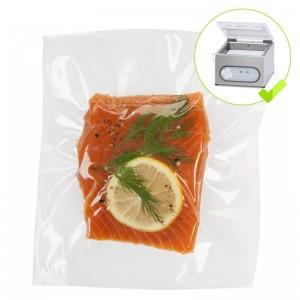 100 sacs sous-vide de cuisson 350 x 450