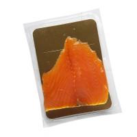 plaquette saumon fumé