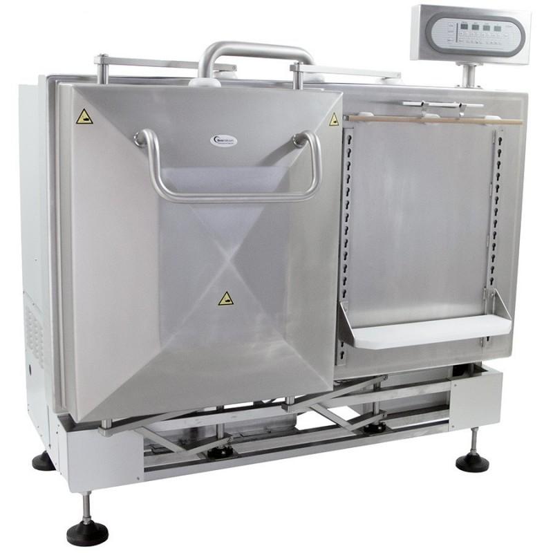 machine sous vide verticale double cloche vx630 va. Black Bedroom Furniture Sets. Home Design Ideas