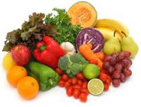Fruits et légumes sous vide